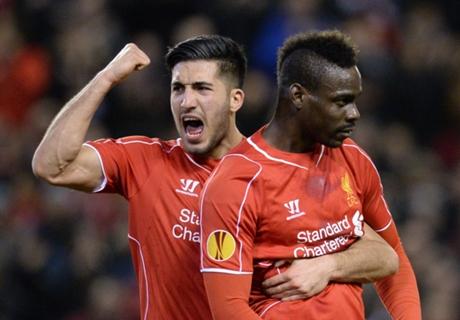 UEL: Liverpool vence e Inter empata