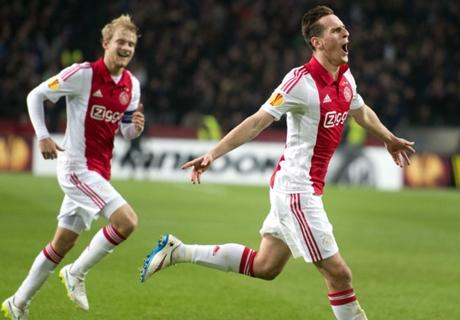Laporan: Legia 0-3 Ajax