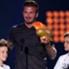 Beckham, Romeo, Cruz