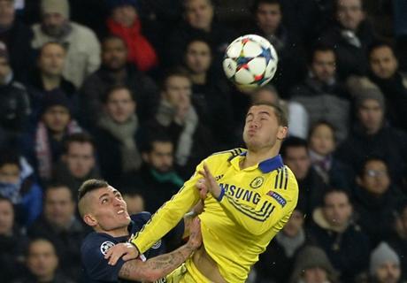 Hazard et Courtois auraient dû jouer à Tottenham