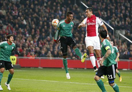 Voorbeschouwing: Legia - Ajax