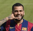 PSG flirt with Dani Alves rumours