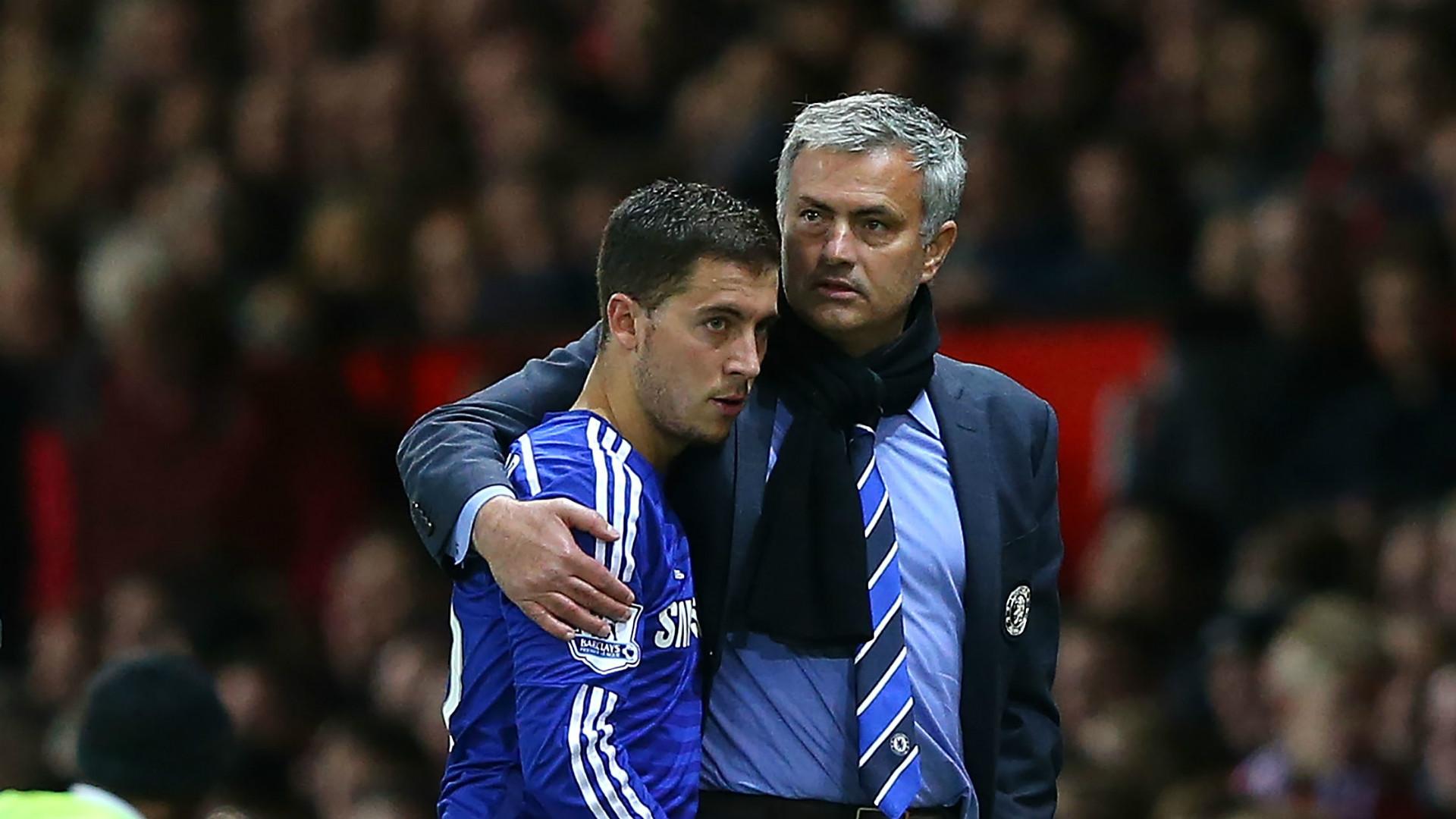 Hazard: Mourinho hasn't changed me - he's improved me