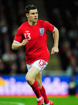 International Friendly Match,James Milner,England(Getty Images)
