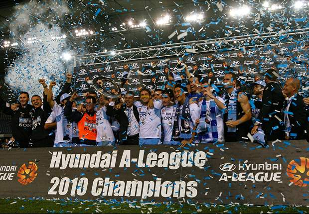 A-League 2010/2011 Draw Released By Football Federation Australia