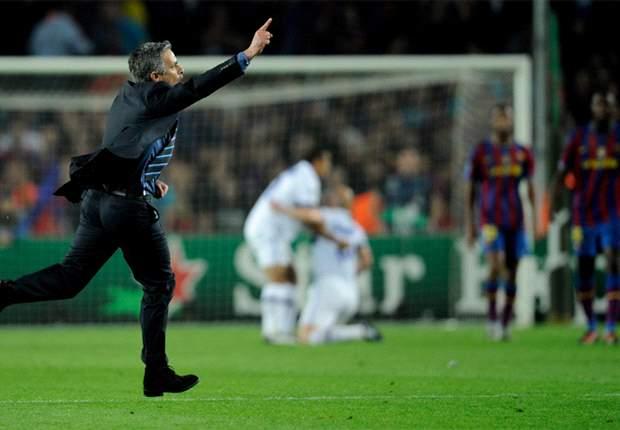 "Carlo Ancelotti, como José Mourinho: ""Eliminar al Barcelona para ir al Real Madrid"""