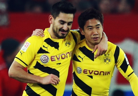 Player Ratings: Stuttgart 2-3 Dortmund