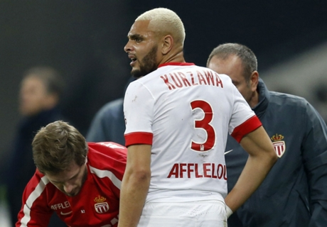 Kurzawa injury mars Monaco win