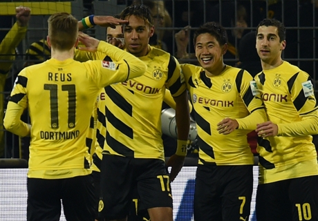 Reus and I like brothers - Aubameyang