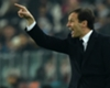 Allegri 'absolutely not worried' by BVB
