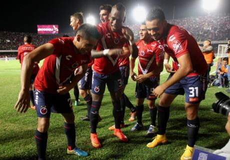 Liga MX: Veracruz 3-0 Toluca