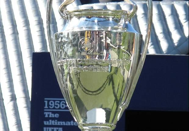 Inilah Kontestan Fase Grup Liga Champions