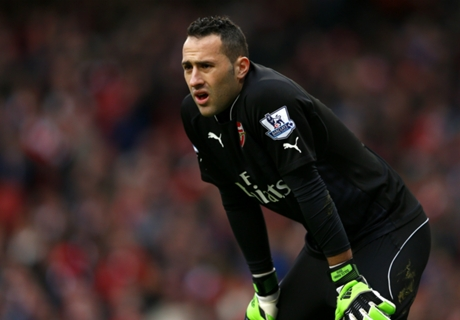 Ospina: PL keepers are too tall!