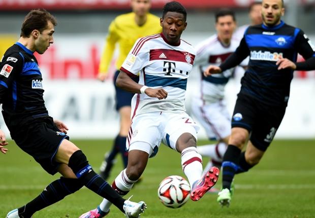 nouvelle balade du Bayern