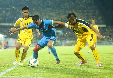 Firdaus Earns Lions XII A Creditable Draw In Ipoh