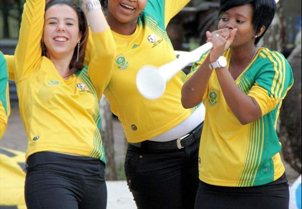 South Africa Climb Seven Places In FIFA World Rankings
