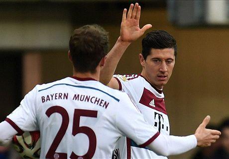 Report: Paderborn 0-6 Bayern Munich