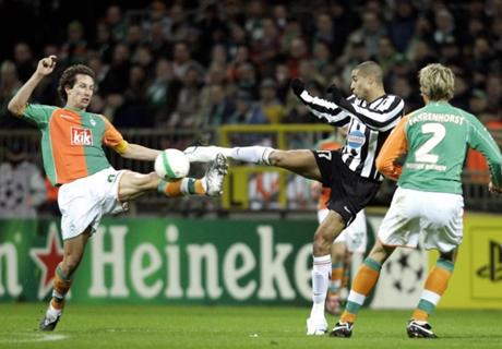 Bentrok Dramatis Werder Bremen Kontra Juventus