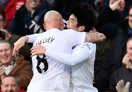 Player Ratings: Swansea 2-1 Man Utd