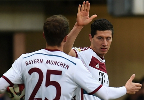 Rapor Tim Bundesliga Jerman 2014/15
