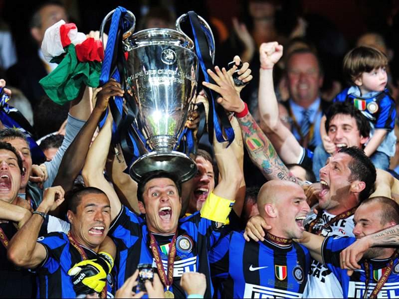 inter name 2010 11 uefa champions league squad