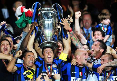 Why Inter fell apart after 2010 treble