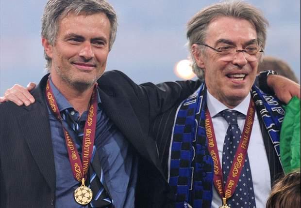 Massimo Moratti recuerda con afecto a José Mourinho