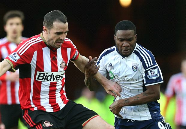 Sunderland 0–0 West Brom: Bore draw keeps Baggies clear of danger