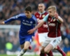Chelsea 1-1 Burnley: Mee snatches equalizer after Matic sees red