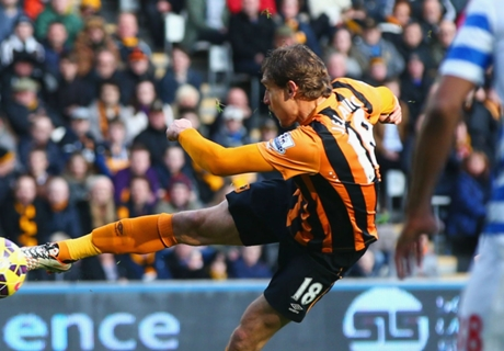 Hull City 2-1 QPR: Late winner