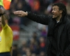 Barca 'deserved' to lose - Luis Enrique