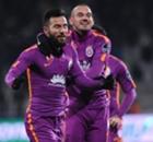 Galatasaray erobert die Tabellenführung