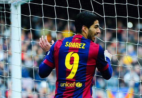 Suarez: Barca must be perfect