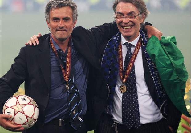 Chelsea target Mourinho contacted out of courtesy, says Inter chief Moratti
