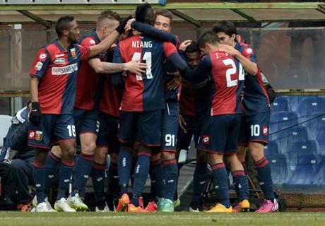 Serie A : le derby génois reporté