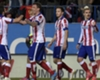 Atletico Madrid 3-0 Almeria: Comfortable