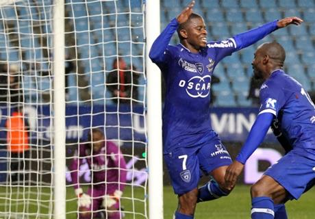 Résumé de match, Bastia-Lille (2-1)