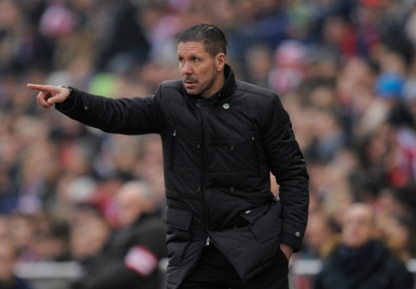 Simeone in talks over Atleti contract