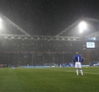 Heavy rain halts Sampdoria clash