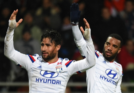 Fekir: I won't sit on the bench at Arsenal