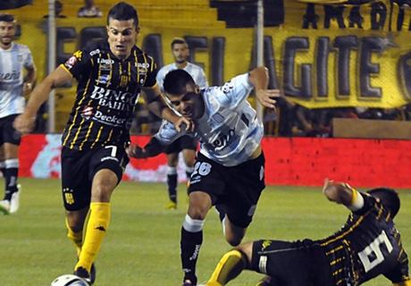 Argentina: Olimpo 0-0 Racing