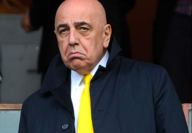 AC Milan CEO Adriano Galliani: Financial fair play unfair on Italy