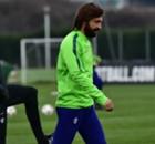 Pirlo, stop di 20 giorni: obiettivo Dortmund