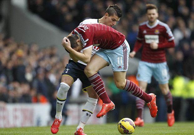 Tottenham 2-2 West Ham: Kane rescues point for Spurs