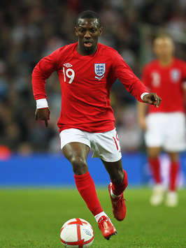 International Friendly,Shaun Wright-Phillips,England(Getty Images)