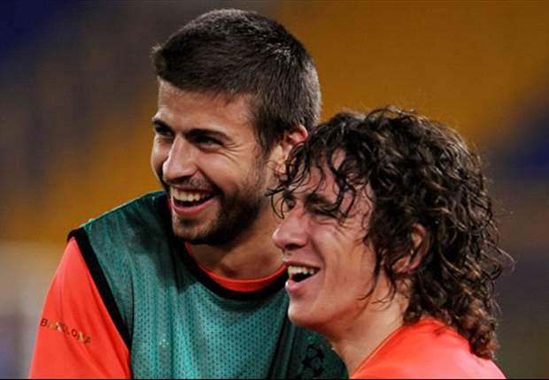 Cuatro españoles optan al mejor defensa de 2012