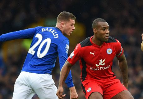 Player Ratings: Everton 2-2 Leicester City
