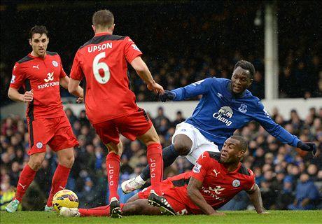 Match Report: Everton 2-2 Leicester