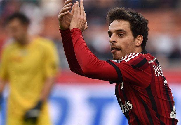 AC Milan 2-0 Cesena: Ace Bonaventura boosts Rossoneri