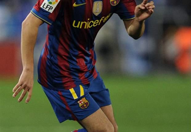 GOAL.com 50: Pedro Rodriguez (36)